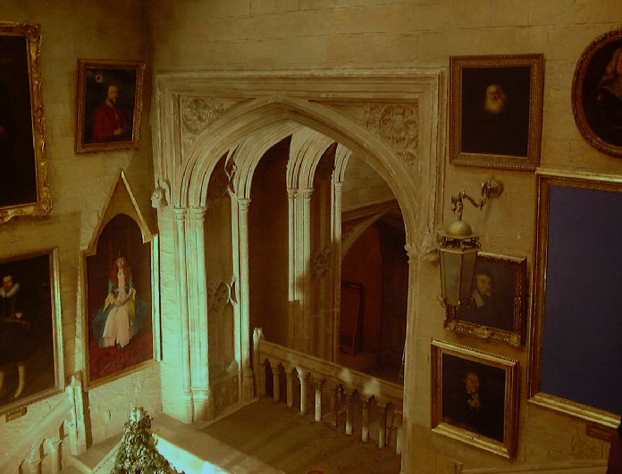 Harry Potter Staircase : Filmdesign sets